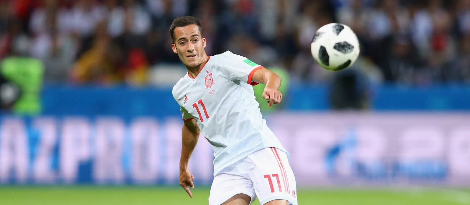 Report: Manchester United eyeing Lucas Vazquez as potential Anthony Martial replacement