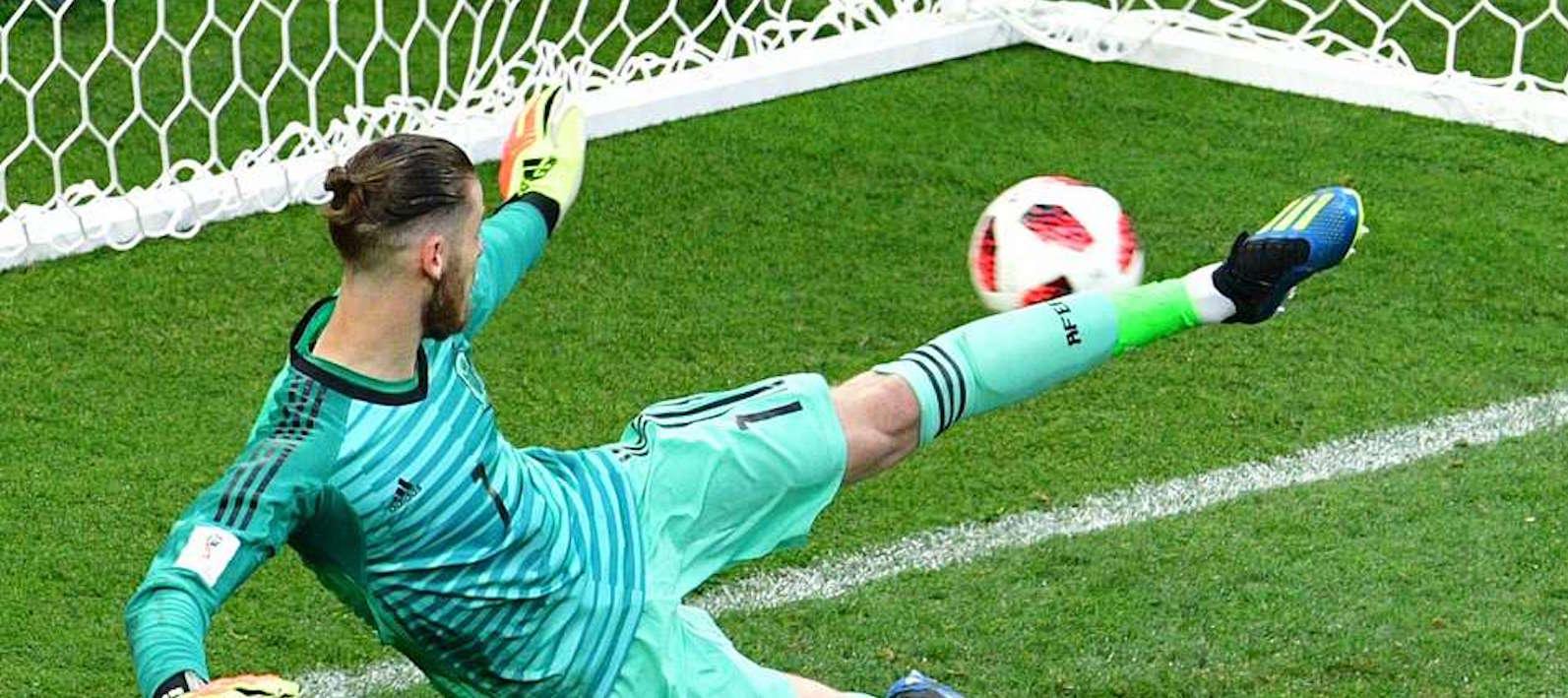 David de Gea suffers penalty shootout heartbreak against Russia