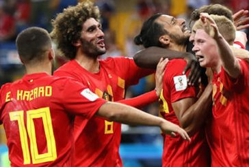 Marouane Fellaini: Belgium want to show the world what we can do