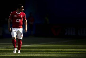 Manchester United prepare bid for Xherdan Shaqiri: report