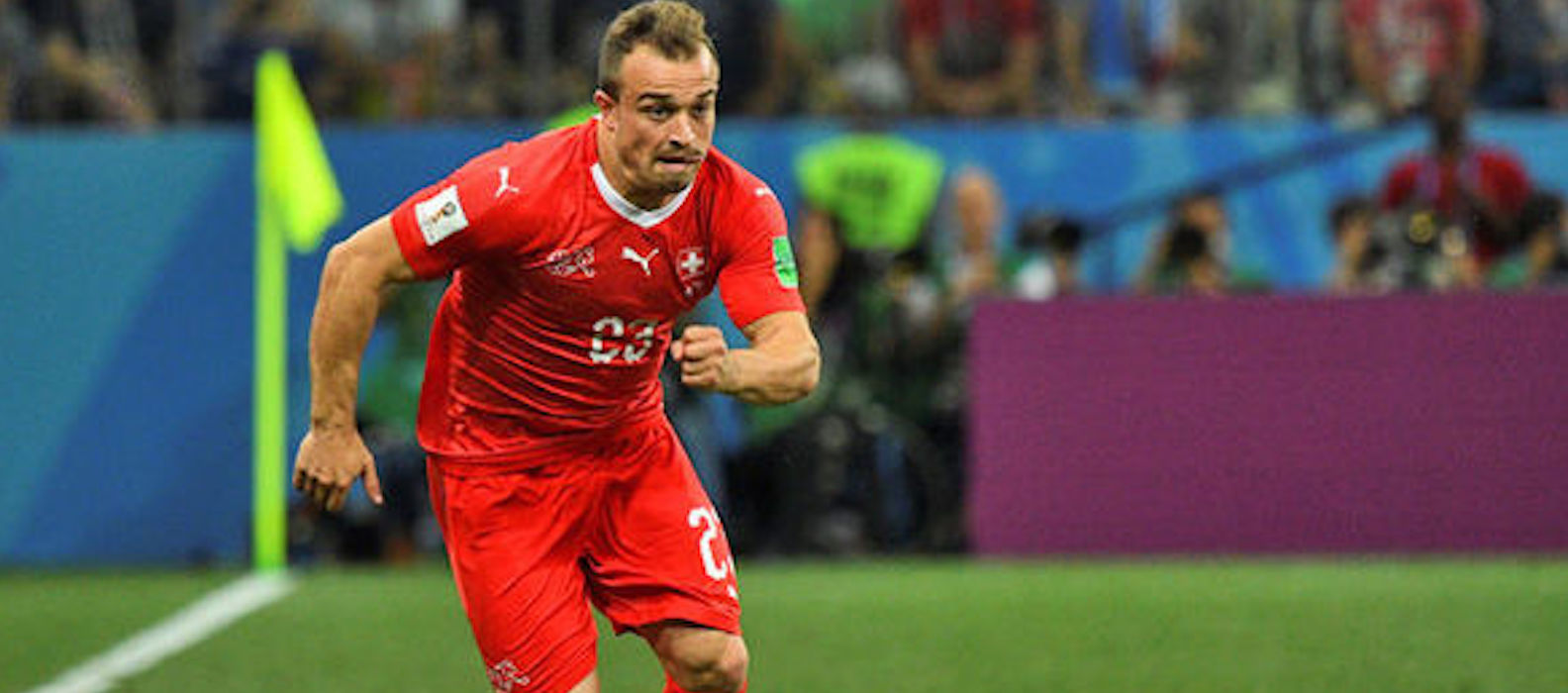 Manchester United lost Xherdan Shaqiri to Liverpool for this reason: report