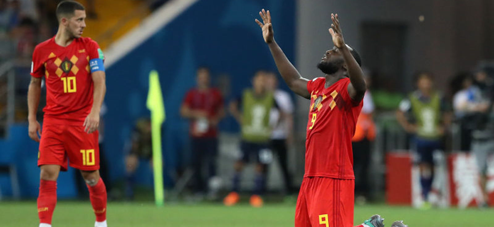 Romelu Lukaku admits he was 'tired' after 2018 FIFA World Cup with Belgium