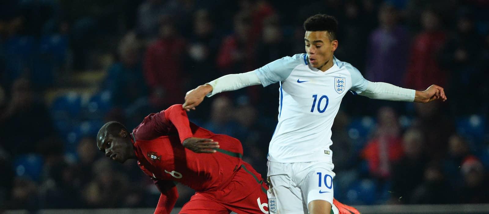 Clayton Blackmore talks up Manchester United academy scholar Mason Greenwood