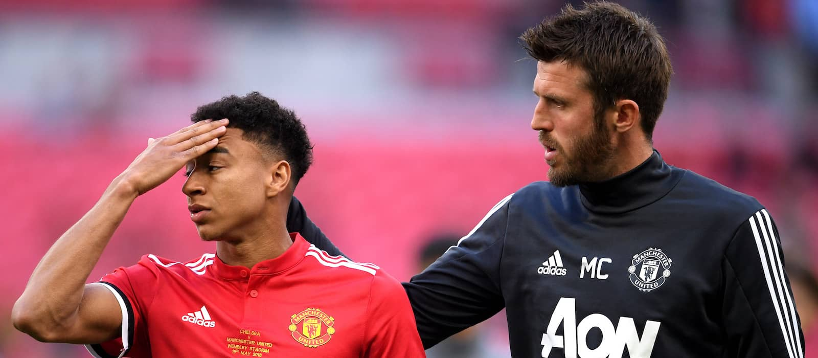 "Manchester United fans have been ""unbelievable"" during tough start to season, suggests Michael Carrick"