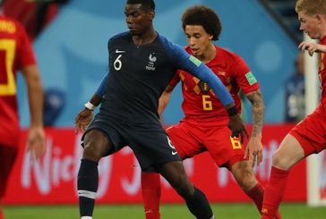 Paul Pogba delivers superb midfield performance as France reach the World Cup final