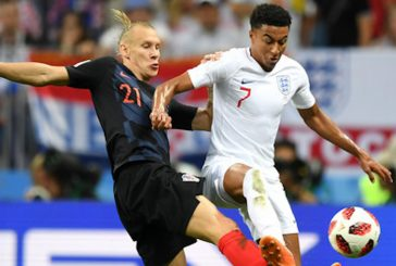 Jesse Lingard shines once again despite painful World Cup semi-final defeat to Croatia