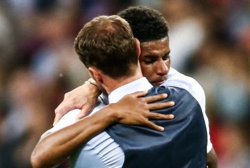 Marcus Rashford pays heartfelt tribute to Gareth Southgate following World Cup exit