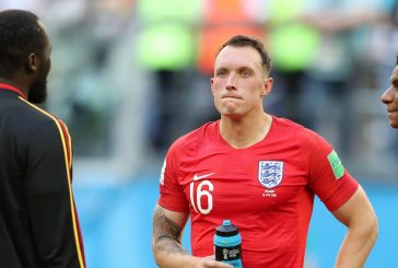 Manchester United fans furious with Phil Jones following defeat to Belgium