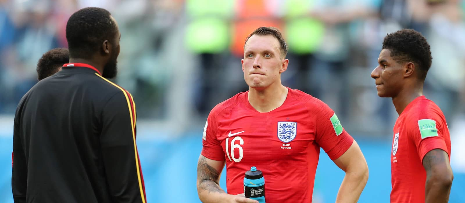 Phil Jones: Returning early to Manchester United was not a big deal