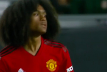 Manchester United vs San Jose Earthquakes: Potential XI with Tahith Chong and Alexis Sanchez