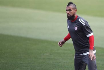 Manchester United target Arturo Vidal not in Bayern Munich's pre-season squad – report