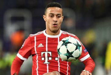 Bayern Munich expecting Man United to bid for Thiago Alcantara soon