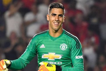 Joel Pereira Manchester United's hero in thrilling penalty shoot-out against AC Milan