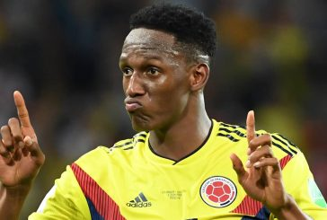 Marca: Manchester United target Yerry Mina on the verge of joining Everton