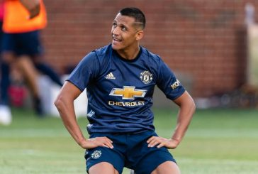 Alexis Sanchez not returning to Manchester United after injury
