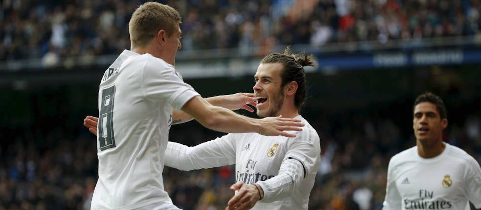 From Spain: Jose Mourinho targeted Gareth Bale and Toni Kroos this summer