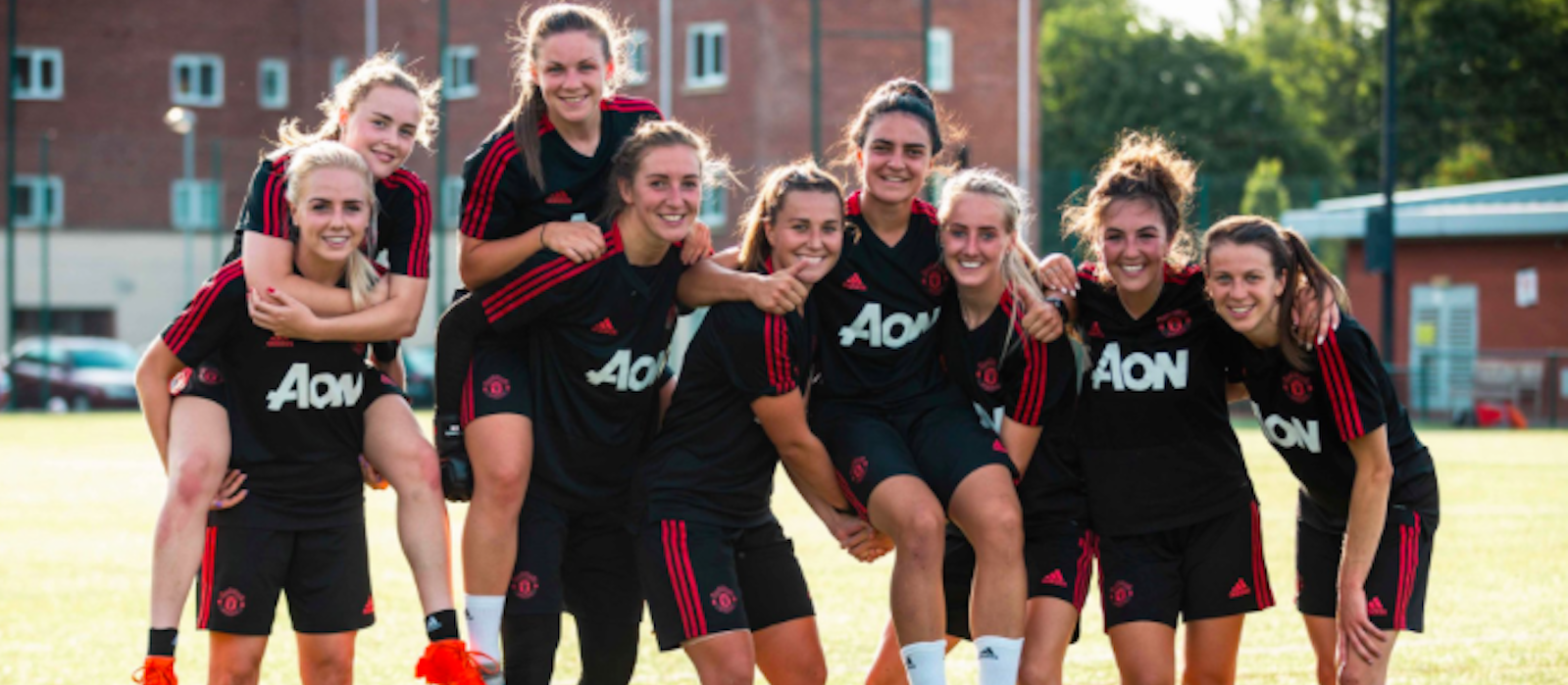 Photos: Manchester United Women working hard in training following Reading defeat