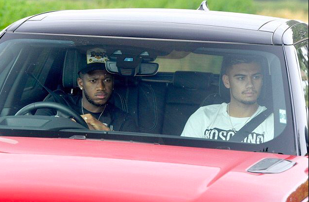 Andreas Pereira: Fred is settling in at Manchester United very well