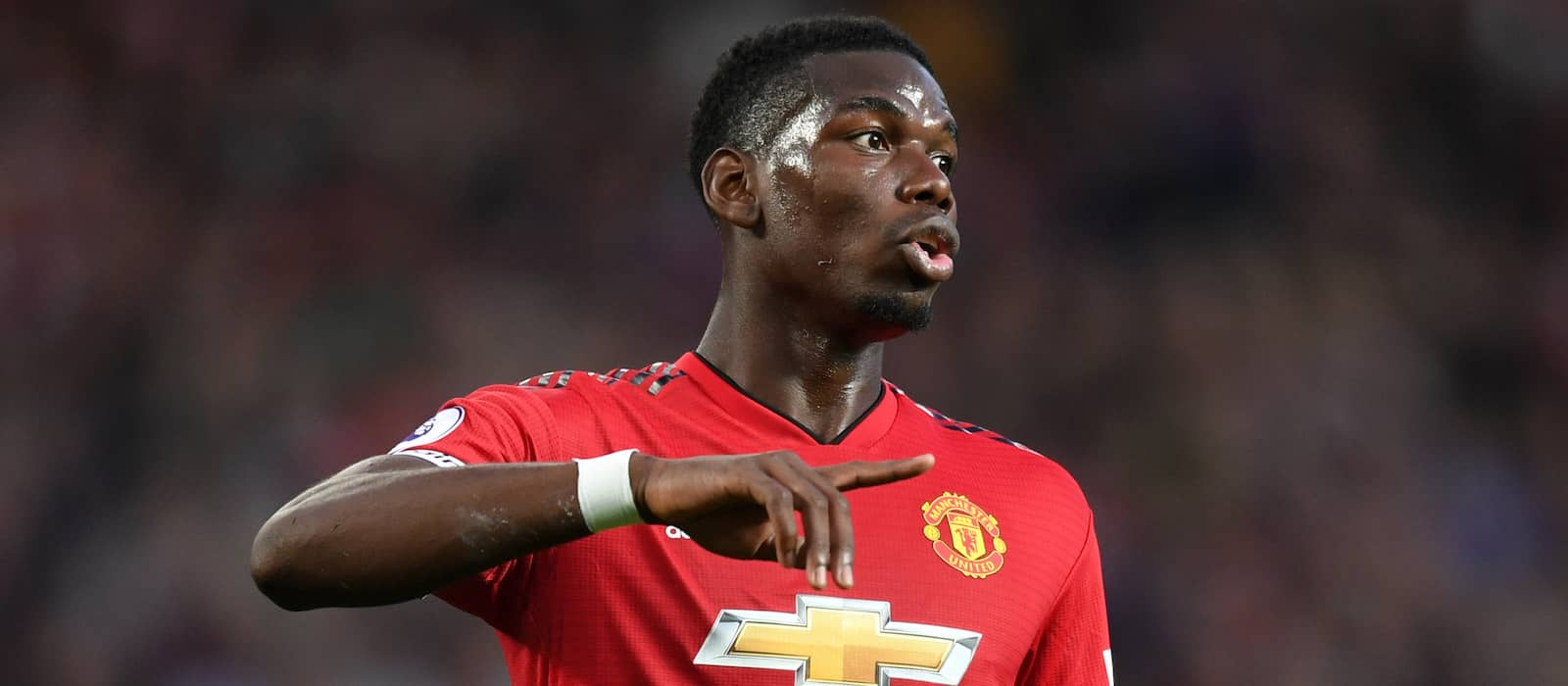 "Paul Pogba slammed for ""showboating"" with penalty run-up for Manchester United by Stan Collymore"