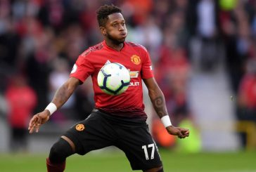 Manchester United's Fred superior over Nemanja Matic this season