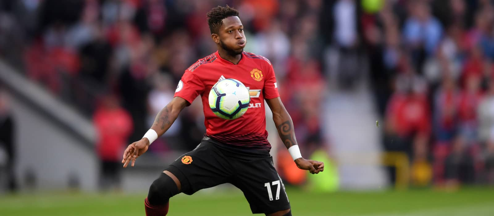 Jose Mourinho gives irritated response to question about Fred's progress at Manchester United