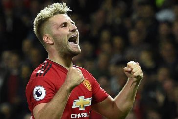 Paul Pogba full of support for Luke Shaw after Leicester City performance