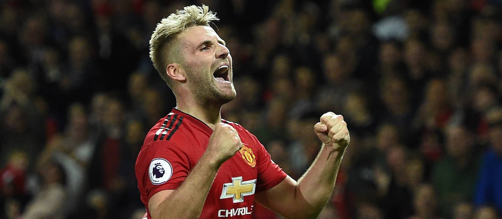 Luke Shaw: This will be my season at Manchester United