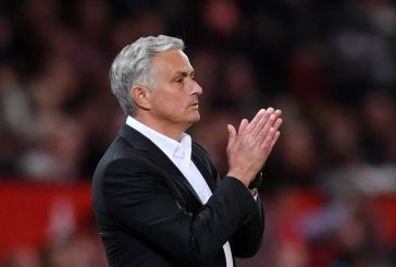 Jose Mourinho confident in beating Brighton & Hove Albion