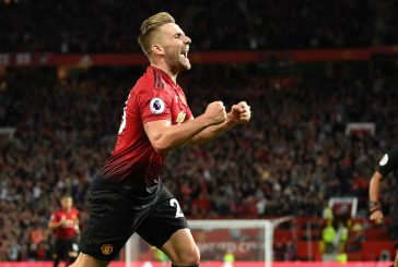 Jose Mourinho: I want Luke Shaw to stay at Manchester United now