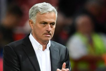 Jose Mourinho wary of Brighton & Hove Albion after defeat last time out