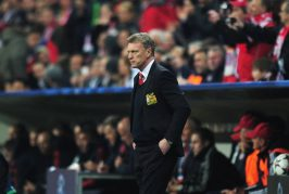 David Moyes chasing two out-of-form Manchester United players