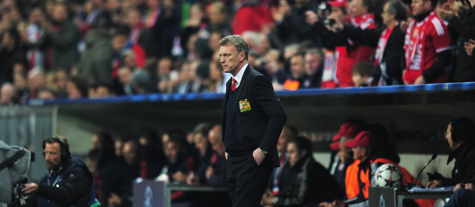David Moyes: Manchester United players need to stand up