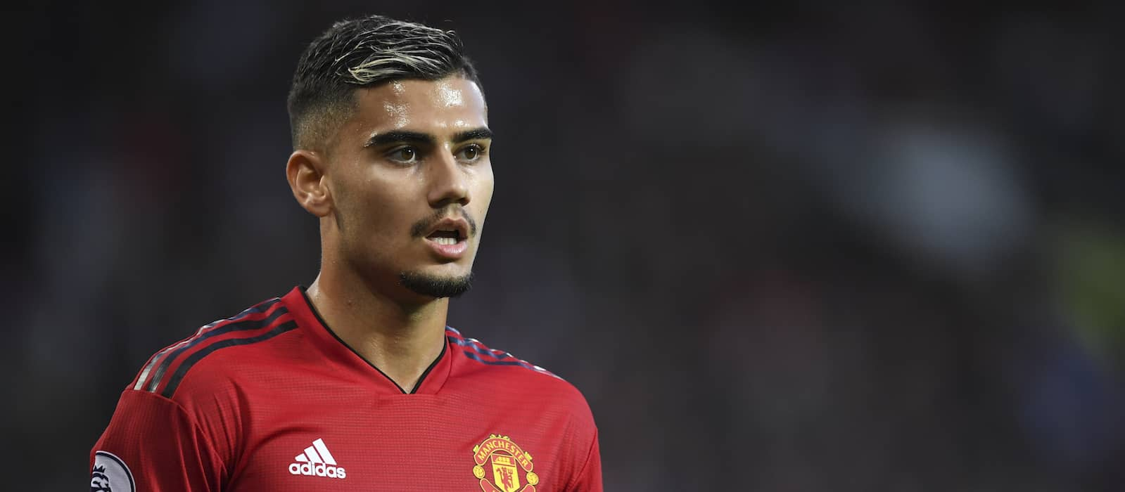 Ole Gunnar Solskjaer: Andreas Pereira will learn from his mistake