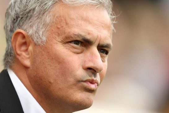 Ian Wright believes Jose Mourinho has already accepted his fate at Manchester United