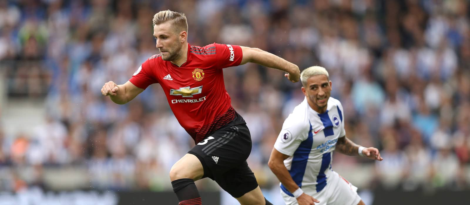 Alexis Sanchez and Luke Shaw injury doubts for Tottenham Hotspur clash – report
