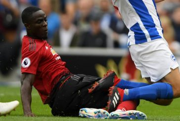 Eric Bailly adds to Manchester United's injury woes