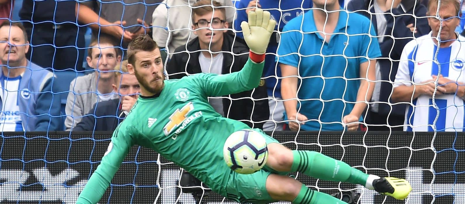 Luis Enrique: David de Gea one of the best in the world