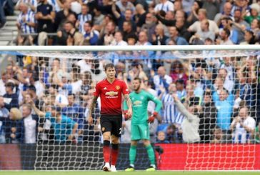 Danny Higginbotham: Manchester United's defence has no consistency