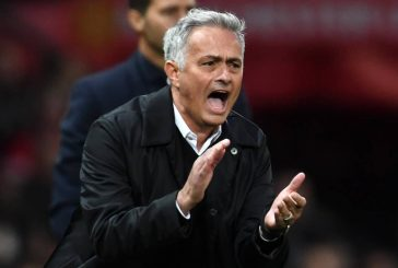 Jose Mourinho questions amount of added time in Manchester United's draw with Chelsea