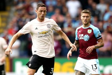 Nemanja Matic questions referee's decision to give him red card against Watford