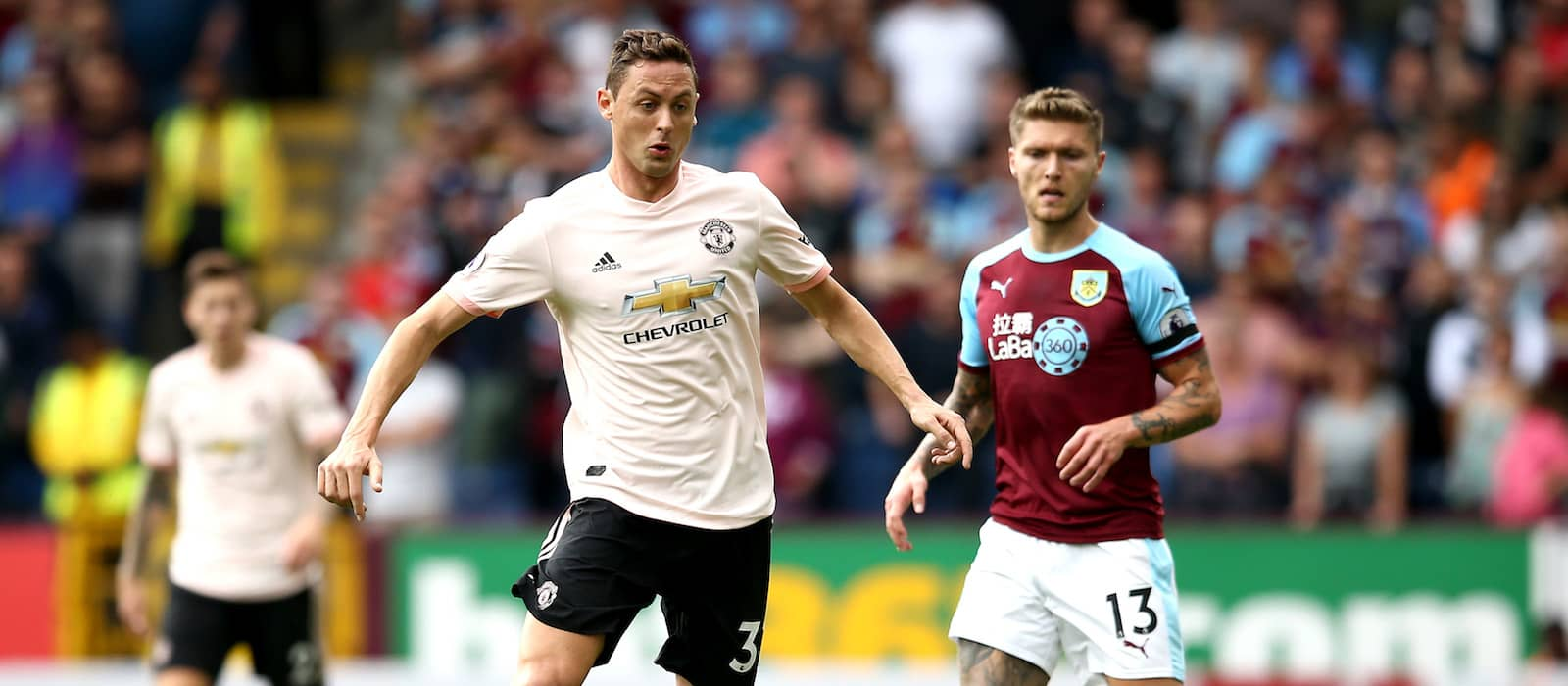 Nemanja Matic admits he was not good enough at Manchester United last season