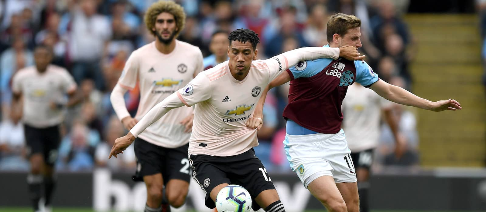 Chris Smalling to return to Manchester United after Roma loan