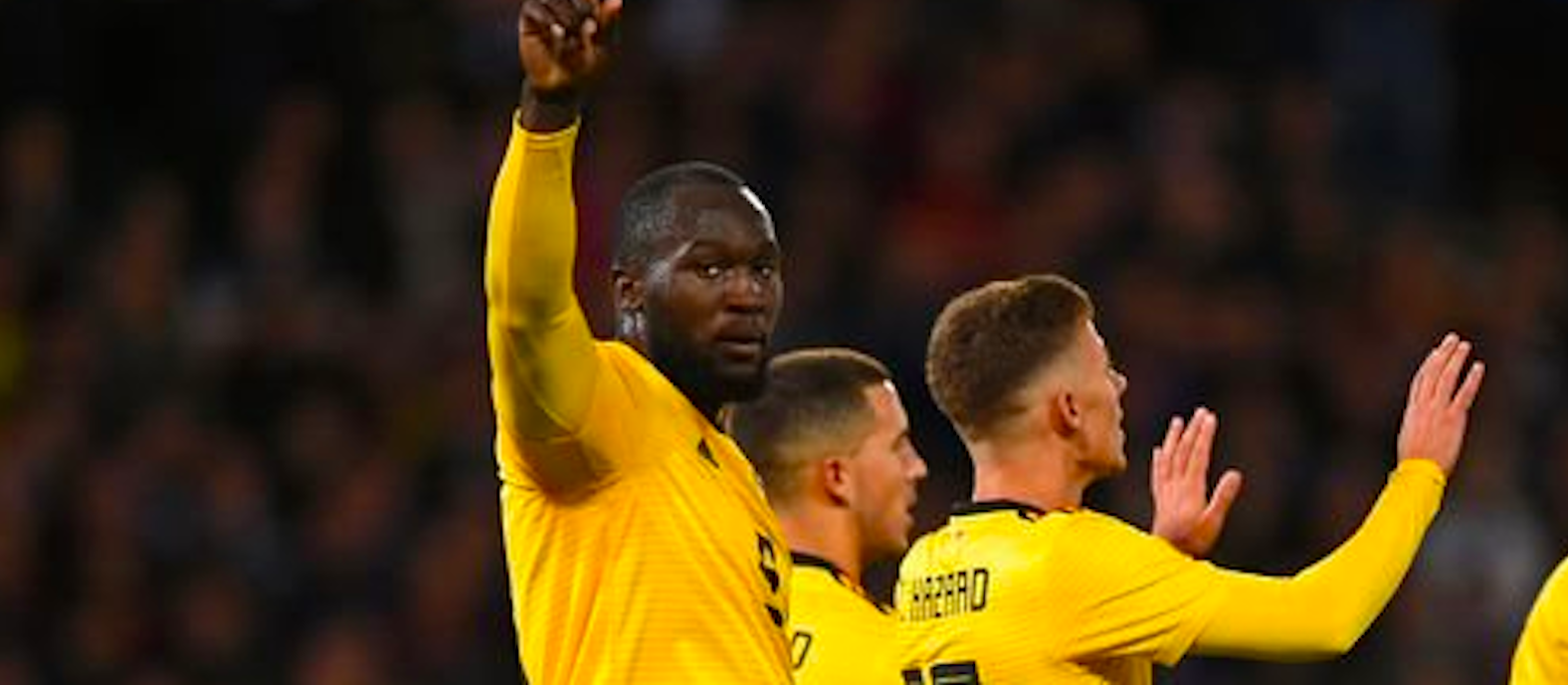 Manchester United fans delighted with Romelu Lukaku's performance vs Watford