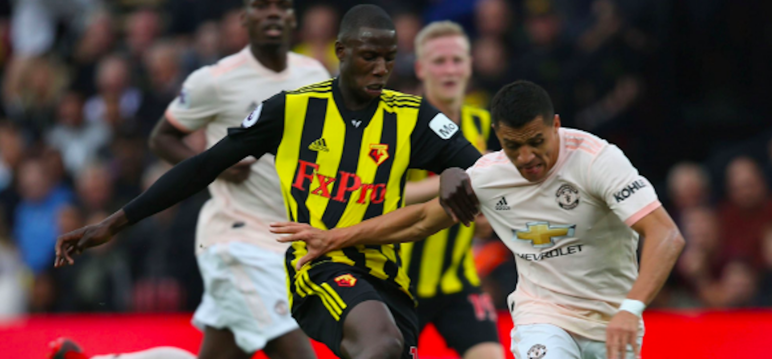 Manchester United vs Wolverhampton Wanderers: Potential XI with Marouane Fellaini and Alexis Sanchez
