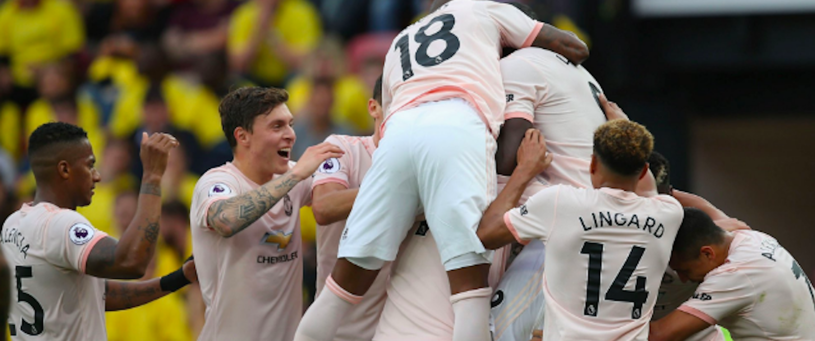 Photos: Manchester United players travel to Switzerland for Young Boys clash
