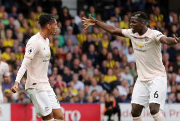 Manchester United fans surprised by Chris Smalling's performance vs Watford