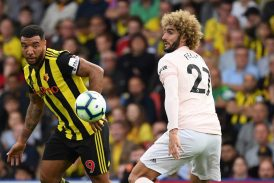Ole Gunnar Solskjaer confirms Marouane Fellaini is out for 'three to four weeks'