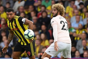 Jose Mourinho: I'm happy with Marouane Fellaini's 'simple football'
