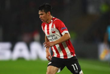 Manchester United to rival Barcelona for Hirving Lozano's signature: report