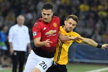 AC Milan make loan offer for Man United's Diogo Dalot